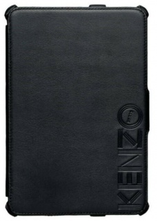 Kenzo Booklet Falt-Tasche Klapp-Hülle Case Cover für Apple iPad Mini 1 2 3 3G 2G
