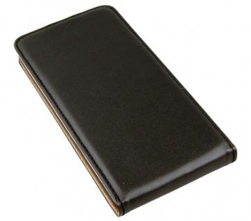Patona Flip Case Klapp-Tasche Hülle Cover für Alcatel One-Touch Idol X OT-6040