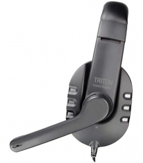 Speedlink Triton Over-Ear Gaming Headset 3, 5mm Klinke Kopfhörer + Bügel-Mikrofon - Vorschau 3