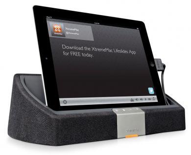 XtremeMac Dock Station Sound Audio System Sound-Dock für Apple Ipad Iphone Ipod