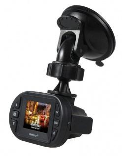 Quintezz Mini Full HD Dashcam 1080P Dash-Cam Autokamera Video Recorder G-Sensor