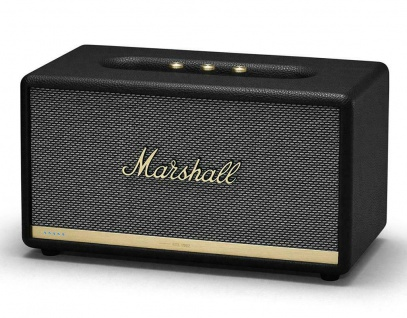 Marshall Stanmore II 2 Voice Alexa Aktivierter Bluetooth Lautsprecher Speaker