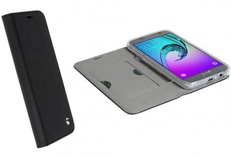 Krusell Folio Wallet Tasche Smart Schutz-Hülle Cover für Samsung Galaxy A3 2017
