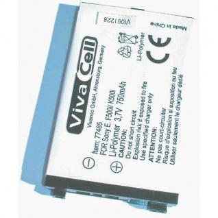 Vivanco Li-ion Akku 650mah Für Sony Ericsson W810 Bgl. - Vorschau