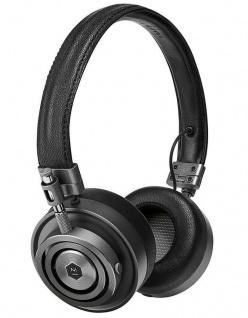 Master & Dynamic MH30 Gunmetal On-Ear Headset Kopfhörer Earphones 3, 5mm Klinke