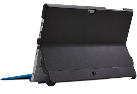 Case Logic KickBack Snap-On Hard-Case Cover Hülle Tasche für Microsoft Surface 3