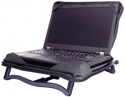 """Baxter-Board Notebook-Tasche 15"""" 15, 4"""" 15, 6"""" Laptop Ständer Stand Kühler Hülle"""