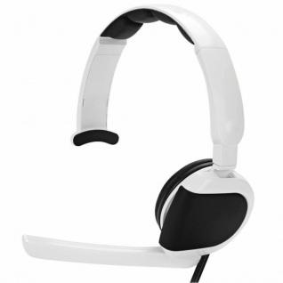 Hama Gaming Headset Gamer Chat Kopfhörer 3, 5mm Klinke Bügel Mikrofon PC Notebook