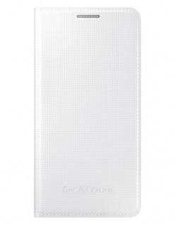 Original Samsung Flip-Cover Case Klapp-Tasche Schutz-Hülle Etui für Galaxy Alpha