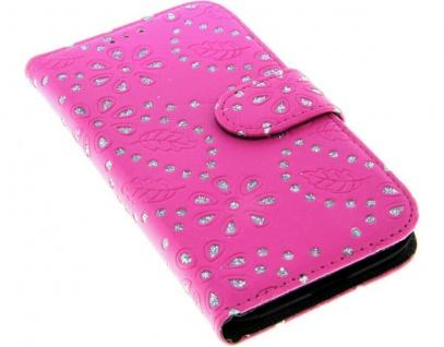 Patona Slim Flip-Case Book-style Klapp-Etui Schutz-Hülle für Samsung Galaxy S4