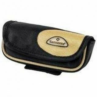 Samsonite Handy-Tasche Korsika Schutz-Hülle Case Gürtel-Tasche Quertasche Etui