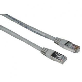 Hama 1, 5m Netzwerk-Kabel Cat5e STP Lan-Kabel Patch-Kabel Cat 5e Gigabit Ethernet
