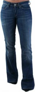 Original Levi's Damen Jeans-Hose 476 Bootcut Slim mittel-blau Woman versch. Gr.