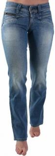 Original Levi's Damen Jeans-hose Red Tab Girls Tour Jean Straight blau woman