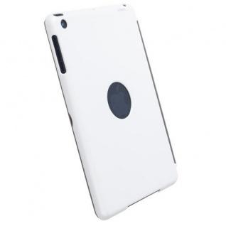 Krusell Cover weiss Schutz-Hülle Smart Case Tasche für Apple iPad Mini Schale