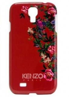 Kenzo Hardcase Exotic Cover Schutz-Hülle Case Bumper für Samsung Galaxy S4 SIV
