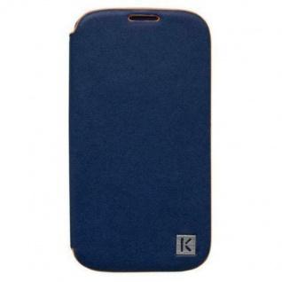 Kenzo Booklet Cover Klapp-Tasche Hülle Case für Samsung Galaxy S4 i9500 i9505
