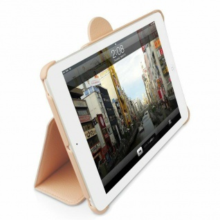 Macally Hülle Smart Cover Tasche Etui Ständer Bag für Apple iPad mini 1 2 Retina - Vorschau 4