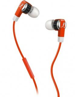 Puma El Diego Dos Red Headset In-Ear Kopfhörer Ohrhörer Mikrofon Fernbedienung