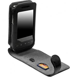 Krusell Flip Case Handy-Tasche für HTC Touch 2 Etui Schutz-Hülle Klapp-Tasche - Vorschau 2