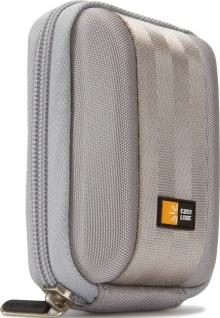 Case Logic Kamera-Tasche Hardcase Grau Foto-Tasche Schutz-Hülle Etui Hartschale