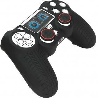 Speedlink Guard Silikon Skin Kit 7in1 Schutz-Hülle Grip für Sony PS4 Controller