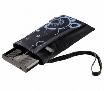 """Hama Tasche Case Schutz-Hülle für 2, 5"""" HDD externe Festplatten USB Media PC TV"""