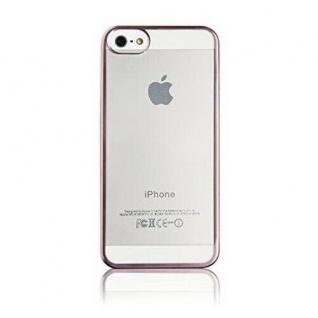 Spada Electro-Style Soft Cover TPU Case Schutz-Hülle für Apple iPhone 5 5s SE