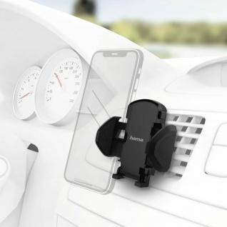 Hama Universal KFZ Klemm-Halterung Lüftungsgitter für Smartphones 4, 5-9cm