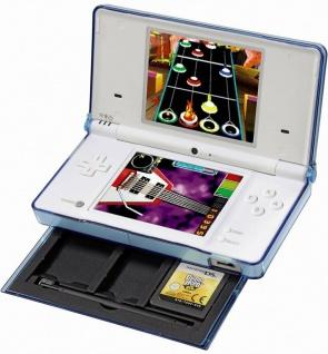 Hama Hard-Case blau Box Tasche Schutz-Hülle Aufbewahrung für Nintendo DSi DS i