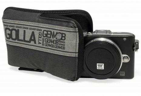 Golla Kamera-Tasche COCO G1258 Grau für Digital-Kamera Bag Case Hülle Tasche