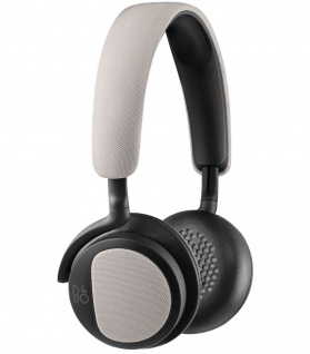 B&O Play by Bang & Olufsen H2 Silver Cloud On-Ear Headset Kopfhörer Headphones