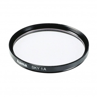 Hama Skylight-Filter 52mm Sky-Filter 1A für Digital Analog DSLR SLR Kamera etc.