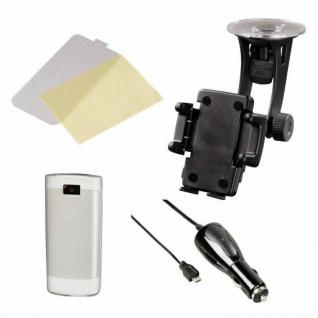 Hama Starter Kit Handy-Halter Cover Handy-Halterung für Sony Ericsson Xperia Neo