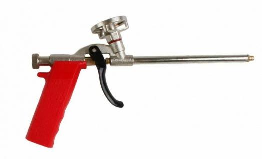 Beast Profi Spritz-Pistole Bau Montage Schaumpistole für Fenster Türen