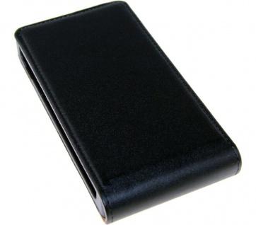Patona Slim Flip-Cover Klapp-Tasche Schutz-Hülle Case Cover für Sony Xperia M