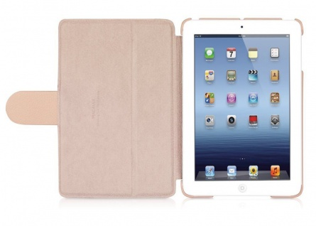 Macally Hülle Smart Cover Tasche Etui Ständer Bag für Apple iPad mini 1 2 Retina