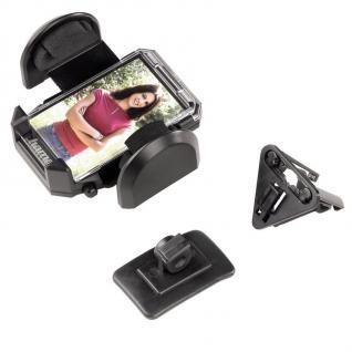 Hama Kfz Handy-Halter Universal mit Bild PKW Halterung für Smartphone MP3 Player