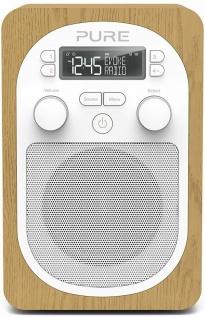 Pure Evoke H2 Digital-Radio DAB DAB+ FM UKW Küchen-Radio mit Display Wecker MP3 - Vorschau 2