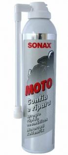 Sonax PKW Motorrad Auto Reifen-Fix Pannenspray 300 ml Pannenhilfe Reifendicht