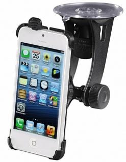 Hama KFZ Halterung Scheibe Halter PKW LKW Handy-Halter für Apple iPhone 5S 5
