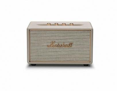 Marshall Acton Cream Multi-Room WIFI Lautsprecher WLAN Speaker Retro Boxen Aktiv