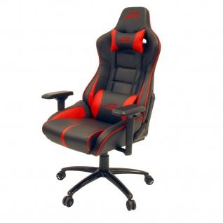 Speedlink ARIAC Gaming Chair Bürostuhl Schreibtisch-Stuhl Drehstuhl Chef-Sessel