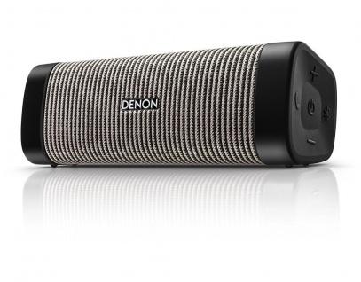 Denon Envaya DSB-150 Bluetooth Lautsprecher IP67 Wasserdicht Grau BT Speaker