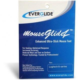 Everglide Mouseglidez Mausfüße Gleiter für Logitech G-Serie G5 G7 Skatez Glide