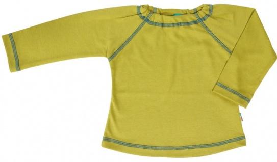 Tragwerk Shirt Finn Jersey Spinat 56 62 Baby Junge Mädchen T-Shirt Langarm Pulli