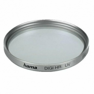 Hama UV-Filter 28mm Schutz-Filter UV Speer für Kamera Foto DSLR DSLM Camcorder