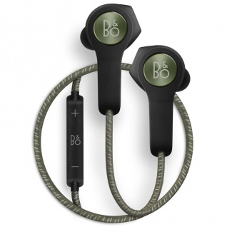 B&O Play by Bang & Olufsen H5 Green In-Ear Bluetooth Headset Wireless Kopfhörer