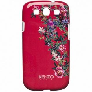 Kenzo Hardcase Exotic Cover Schutz-Hülle Case Bumper für Samsung Galaxy S3 SIII