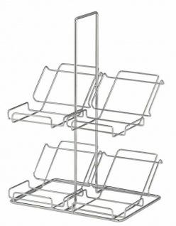 Hama Kapsel-Ständer Kapsel-Halter für div. Nespresso System-Verpackungen Kapseln - Vorschau 4